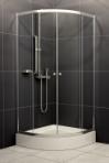 Projekta íves zuhanykabin - H2O
