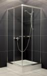 Projekta szögletes zuhanykabin - H2O
