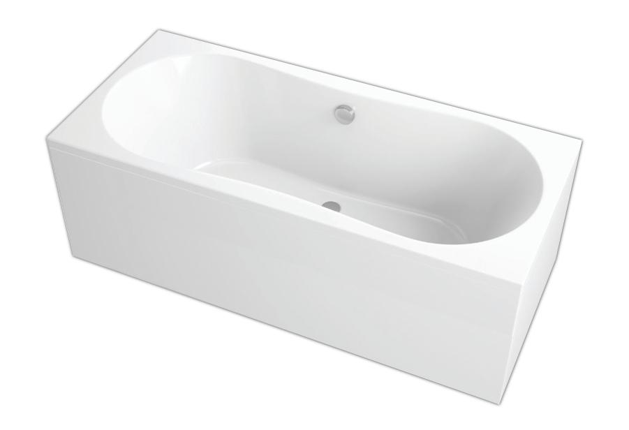 Nelly New fürdőkád perspektíva